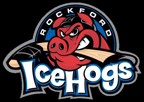 Rockford Icehogs logo - Rockford chiropractic