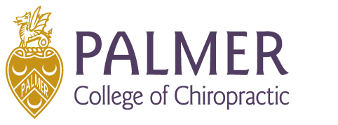 Palmer College of Chiropractic logo - webster technique
